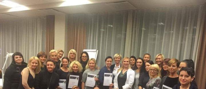 master class on permanent makeup